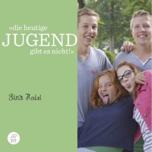 COVER_Die heutige Jugend