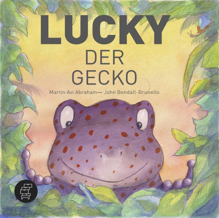 COVER_Lucky der Gecko